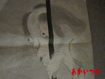燭台の幽霊2