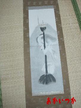 燭台の幽霊5