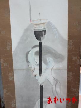 燭台の幽霊6