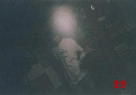 心霊写真光の章2-2