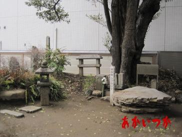 千本松原処刑場跡(栄国寺)3