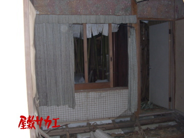 廃ホテルF13