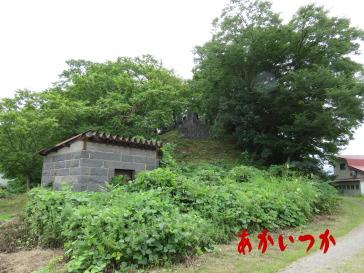 義烈良民の墓(裸森処刑場跡)