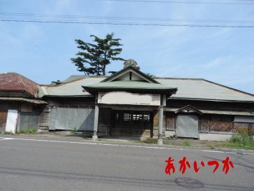 廃旅館T2