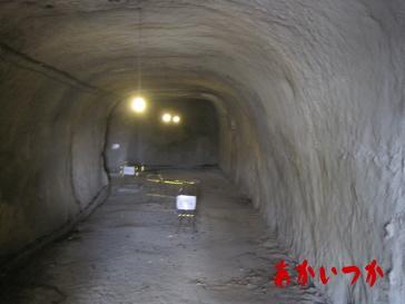 赤山地下壕2