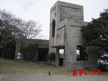 コンクリート廃墟2
