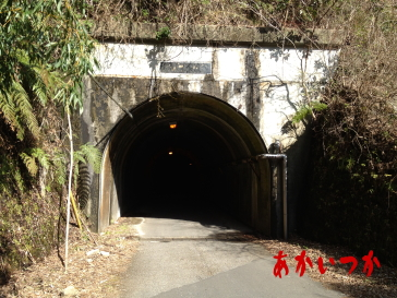 奥米台トンネル1