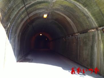 奥米台トンネル2