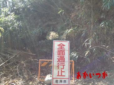 奥米台トンネル5