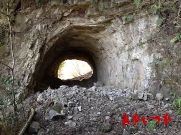 奥米台トンネル6