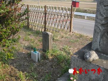 関宿藩処刑場跡(納谷の首切塚)8