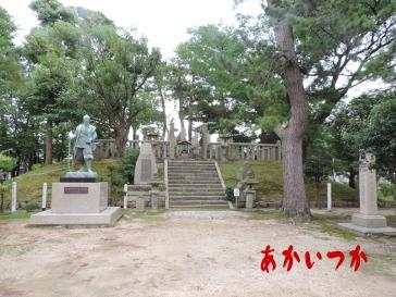 来迎寺(天狗党処刑場跡)2