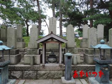 来迎寺(天狗党処刑場跡)4
