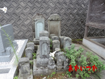 片山西光寺の板碑2