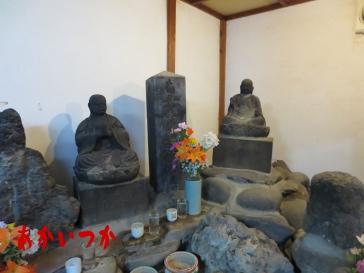 浅家地蔵尊(百間矢来処刑場跡)9