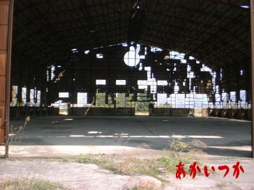 廃飛行場G3