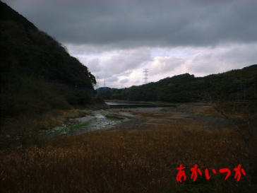 畑貯水池4