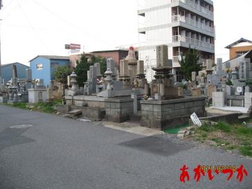 小倉藩処刑場跡(日明処刑場跡)3