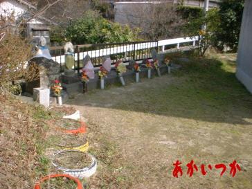 米一丸地蔵尊7