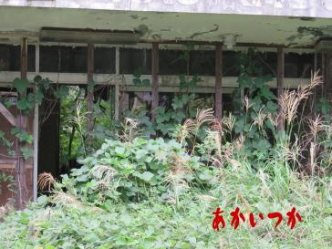 廃ホテルK3