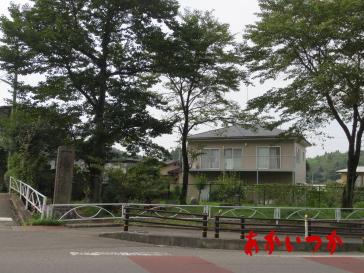 首切り塚(革籠処刑場跡)