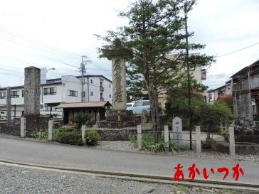桐生万人講処刑場跡1