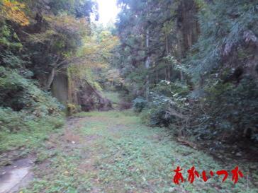 旧天神山トンネル2