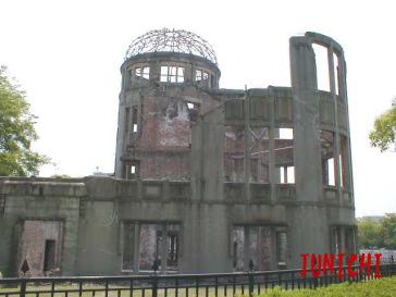 産業奨励館(原爆ドーム)JUNICHI3