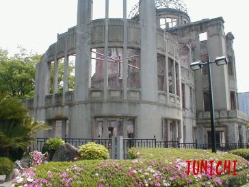 産業奨励館(原爆ドーム)JUNICHI7