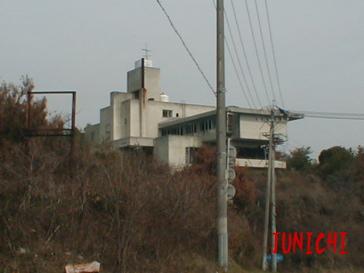 廃山荘JUNICHI1
