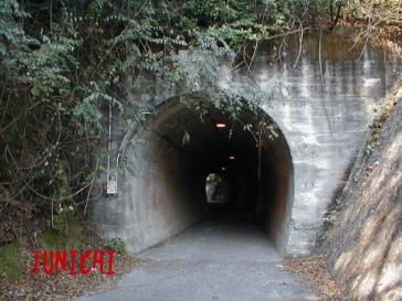 包が浦隧道JUNICHI8
