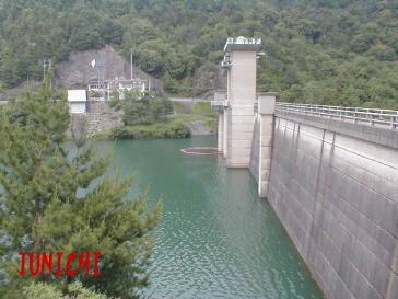 野呂川ダムJUNICHI1