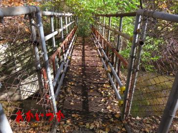 赤い橋(オレンジ橋)3