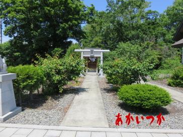 チヨマトウ神社