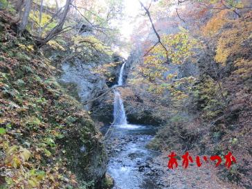 星置の滝3
