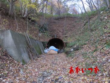 旧小別沢トンネル