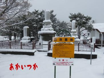 丘珠墓地1