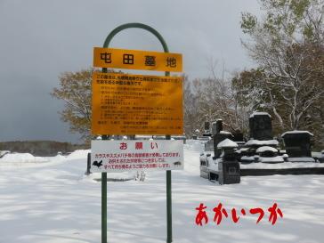 屯田墓地1