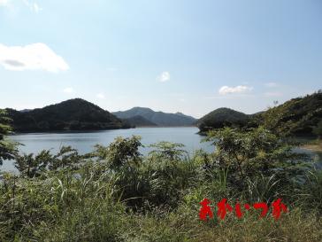 糀谷ダム(翠明湖)