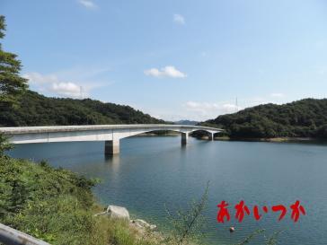 糀谷ダム(翠明湖)3