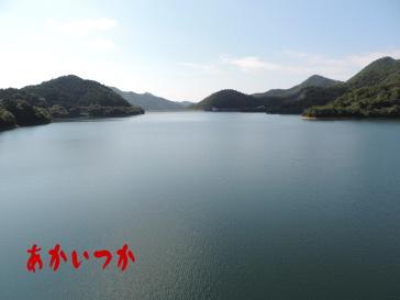 糀谷ダム(翠明湖)4