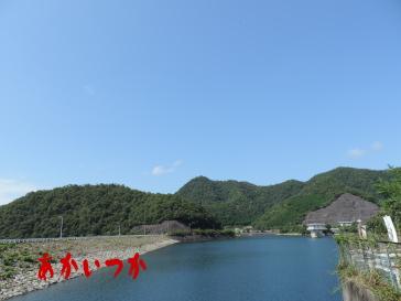 糀谷ダム(翠明湖)5