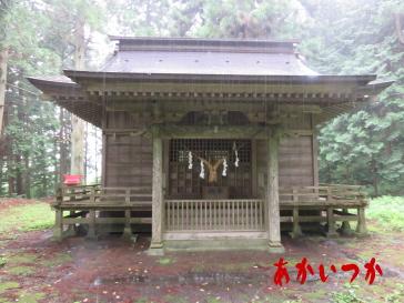 境神社の3