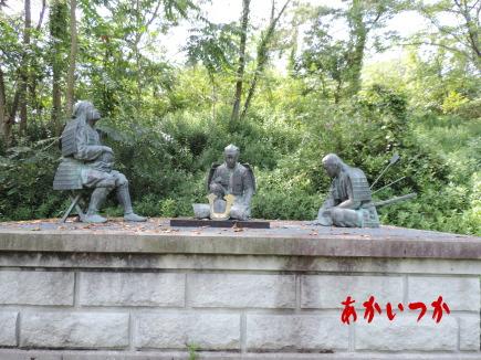 首洗池(篠原古戦場跡)2