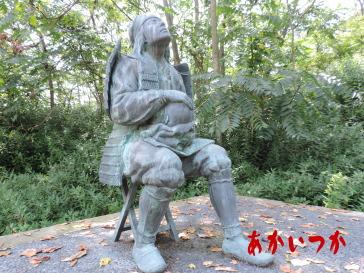首洗池(篠原古戦場跡)5