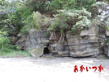 海岸洞窟2