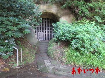 光則寺の土牢2