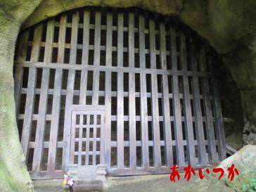 光則寺の土牢3