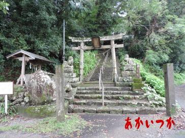 吉良神社(七人ミサキ)