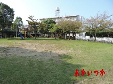 古城児童公園(八代処刑場跡)5